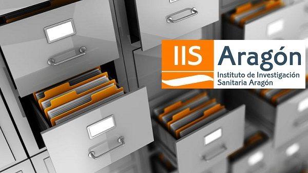 Gestión de archivos instituto de investigación Sanitaria de Aragón