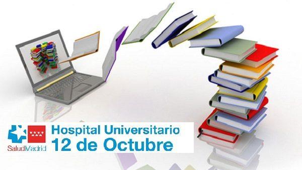 Trabajos de Búsqueda, Digitalización y Carga Hospital 12 de Octubre de las ayudas AES