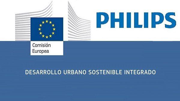 Asistencia Técnica Philips para participar en las Estrategias de Desarrollo Urbano (Edusi)