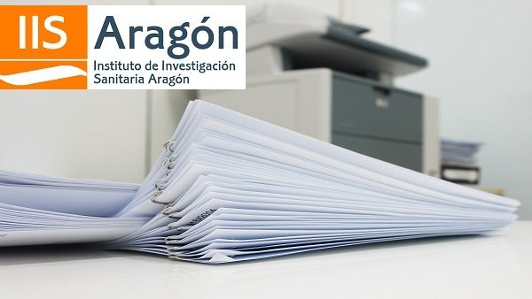 Trabajos de Digitalización, Archivo y Carga Instituto de Investigación Sanitaria de Aragón