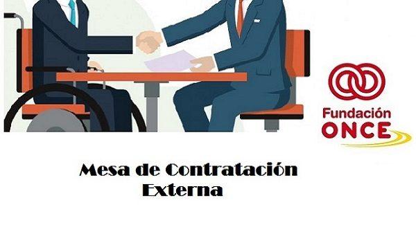 """MESA DE CONTRATACION EXTERNA FUNDACION ONCE  """"EVOLUCIÓN TECNOLÓGICA DE ODISMET"""""""