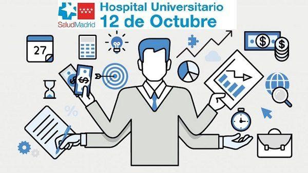 Apoyo Gestión Proyectos  Instituto Investigación H. 12 de Octubre